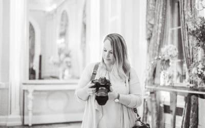 Le bonheur d'être photographe