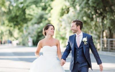 Mariage au Montreux Palace
