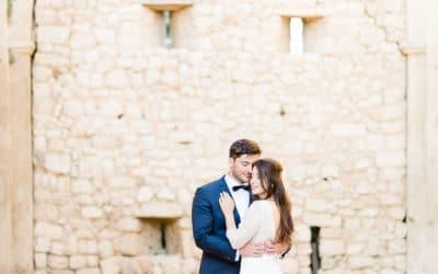 Le mariage en Provence de Julia & Franck